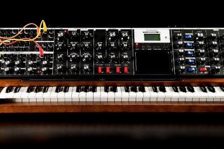 Moog Music saying goodbye to the last of the voyagers