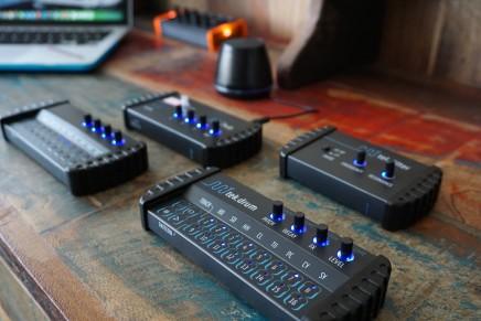 Mindflood the company behind Patchblocks shows minijam studio on Kickstarter
