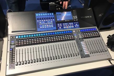 PreSonus introduces StudioLive 24 digital console and recorder