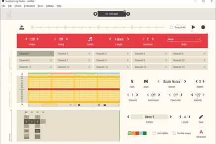FeelYourSound releases Sundog Song Studio 3.0 MIDI composition software