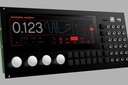 Percussa Super Signal Processor on Kickstarter