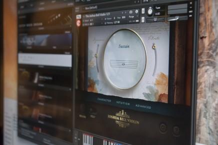 Embertone Engages with Grammy Award-winning violin virtuoso Joshua Bell on sampled virtual instrument namesake