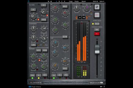 Brainworx announces availability of bx_console G software