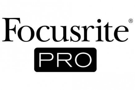 Focusrite Announces New Professional Division, Focusrite Pro