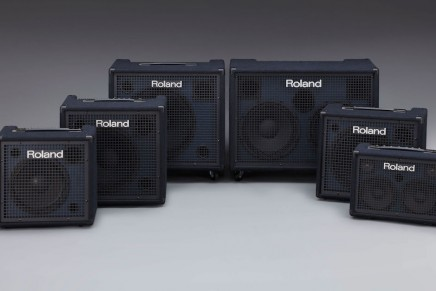 Roland refreshes the KC keyboard amplifier series