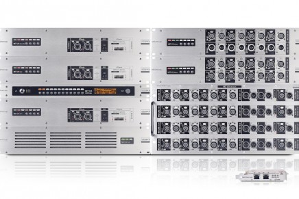 Solid State Logic is proud to announces four new broadcast specification audio interfaces for Dante/AES67 audio networks