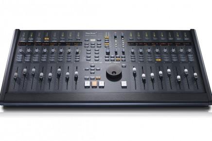 Solid State Logic announces Nucleus 2 studio controller Dark