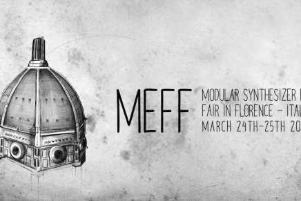 Tiptop Audio and Lattex Plus announces the second edition of MEFF modular synthesizer event