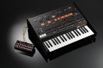 Korg announces ARP ODYSSEY FSQ limited-edition bundle that includes a full-size ARP ODYSSEY and a KORG SQ-1