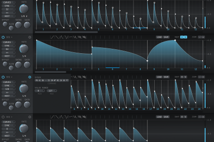 Dialog Audio unleashes  sequenced modulation pattern possibilities with SQ4 Sequence Processor plug-in