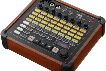 Korg announces the KR-55 Pro multi-function rhythm machine