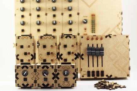 Finegear launches the Mixerblocks – a modular analog mixing console