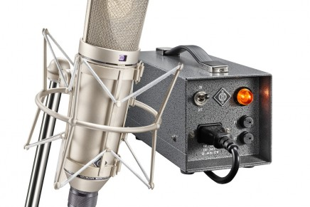 Neumann announces the U 67 tube microphone