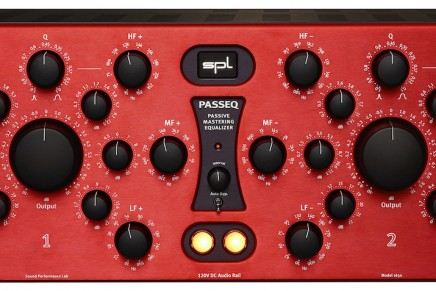 SPL of Germany expands mastering series hardware line