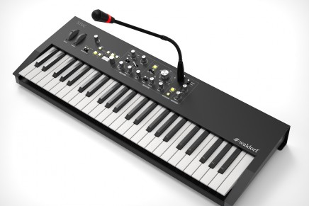 Waldorf introduces the STVC String Synthesizer with Vocoder