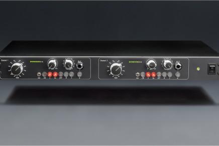 TK Audio announces DP-2 dual microphone preamp