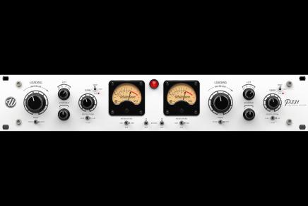 Whitestone Audio instruments company Introduces P331 tube loading amplifier