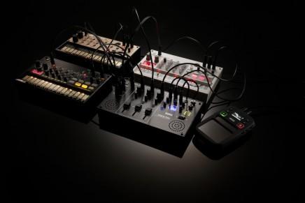 Korg announces Volca mix analogue performance mixer