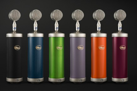 Blue launches custom shop with Bottle limited Edition