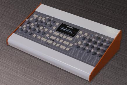 Exodus Digital announces Valkyrie desktop hardware synthesizer