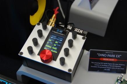 The MakeProAudio platform goes eurorack
