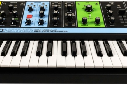 Moog announces the GrandMother as limited-edition design created exclusively for Moogfest 2018