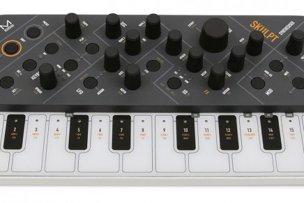 Modal announces SKULPT polyphonic analog synthesizer