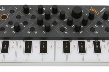 Modal announces SKULPT polyphonic analog synthesizer