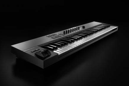 Native Instruments reveals new range of KOMPLETE KONTROL A-Series MIDI keyboards