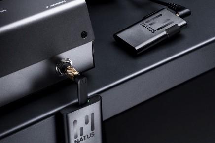 Natus One – wireless headphone link for DJs and studios on Kickstarter