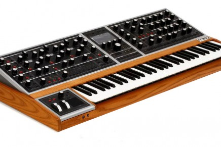 Here it is: Moog One Polyphonic Synthesizer