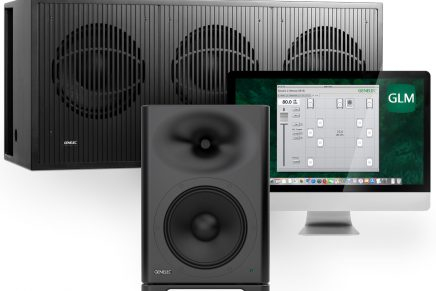 Genelec announces the two-way S360A studio monitor and the 7382A subwoofer.