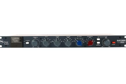 Heritage Audio announces Successor stereo bus compressor