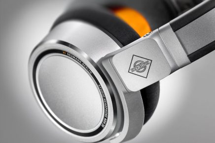 Neumann announces the NDH 20 closed-back studio headphone