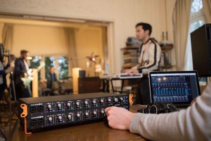 Arturia announces AudioFuse 8Pre audio interface