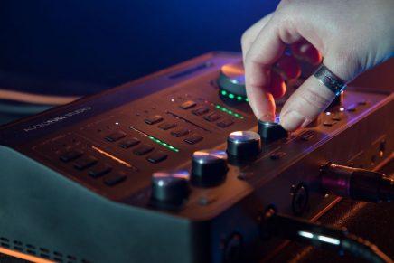 Arturia shows the AudioFuse Studio audio interface at NAMM 2019