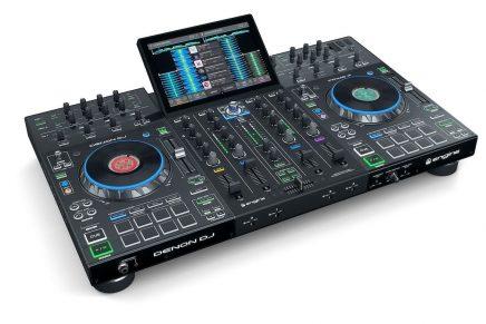 Denon DJ introduces Prime 4 Standalone DJ System