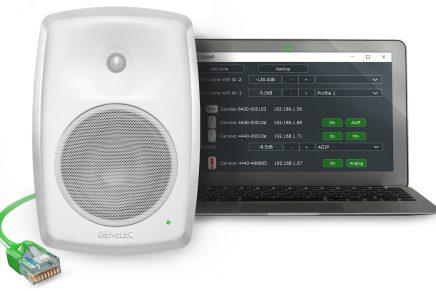 Genelec Launches Smart IP Audio Platform