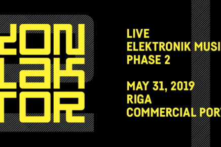 Erica Synths announces live electronic music festival KONTAKTOR 2019 in Riga
