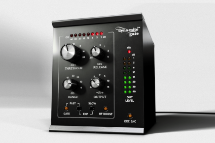 Softube updates and expands Valley People Dyna-mite plug-in