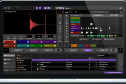 Serato announces Serato Studio music production software