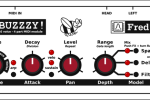 Buzzzy! digital poly synthesizer on Kickstarter