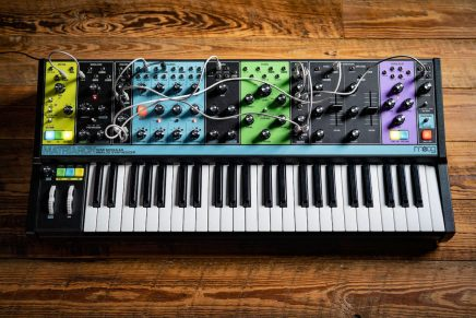 Moog Music announces Matriarch paraphonic analog synthesizer at Moogfest 2019