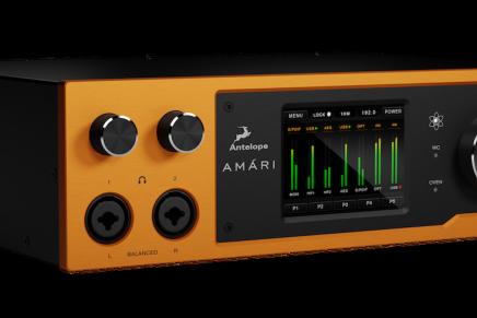 Antelope announces AMARI AD/DA converter