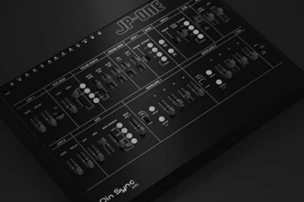 DinSync brings the JP-ONE prototype to Superbooth 2019