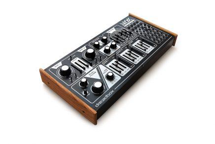 Dreadbox announces the NYX V2 paraphonic analog synthesizer