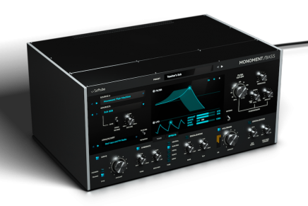 Softube releases Monoment Bass software synthesizer