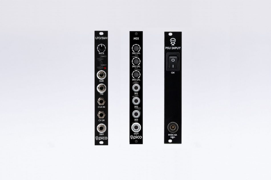 Erica Synths announces three new Eurorack modules and Graphic VCO firmware update