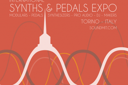 SOUNDMIT – International Sound Summit, NINTH EDITION – 2-3 NOVEMBER 2019 – TORINO – ARSENALE DELLA PACE