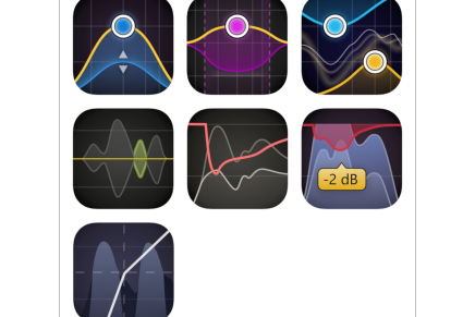 All FabFilter Pro plug-ins now available as AUv3 on iPad